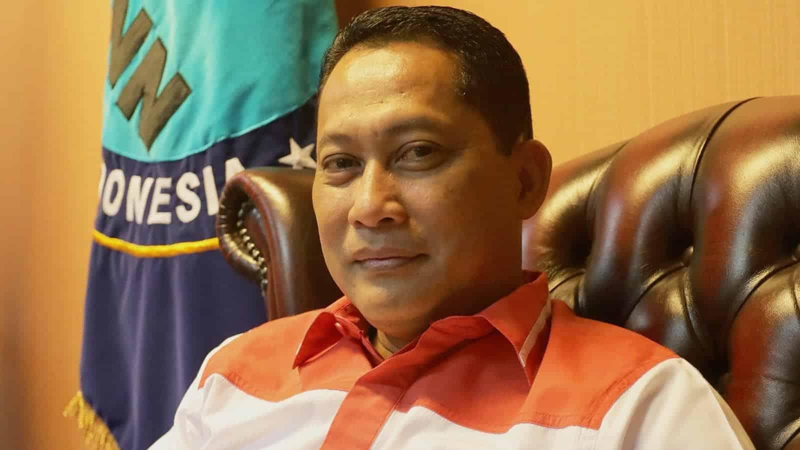 Komisaris Jenderal Polisi (Purn) Drs. Budi Waseso