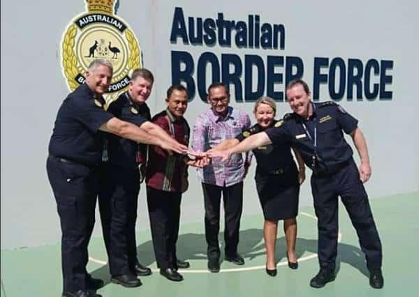 BNN-Australia Perkuat Kerja Sama Tanggulangi Narkoba
