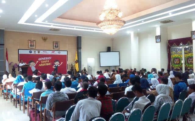 Seminar Penanganan dan Rehabilitasi Pengguna Narkotika di Samarinda