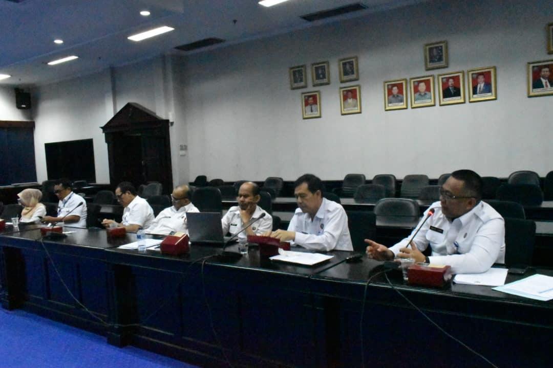 Kunjungan Kerja DPRD Kabupaten Bangka Tengah Provinsi Kepulauan Bangka Belitung