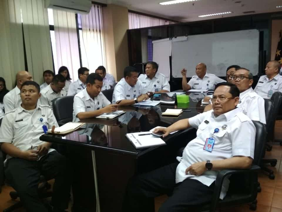 Pembahasan Action Plan Hasil Pemeriksaan BPK atas LK BNN TA. 2018