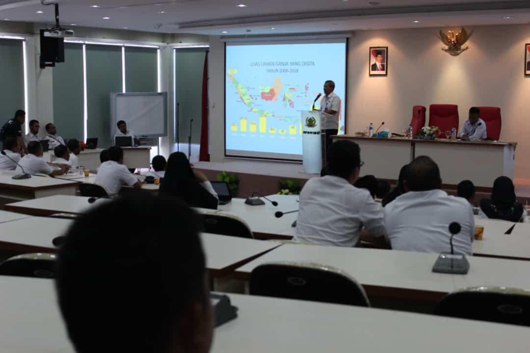Direktorat Pemberdayaan Alternatif BNN Melaksanakan Pembinaan Teknis Satker Pelaksana GDAD di BNNP Aceh
