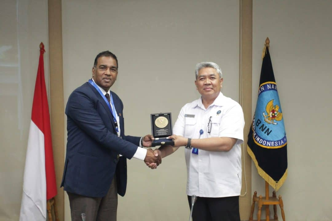 Department of Narcotics Control Bangladesh Kunjungi BNN Bahas Strategi Penangan Narkotika