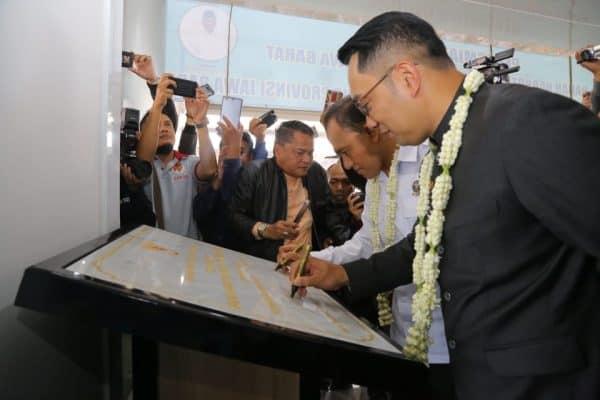 Struktur Megah dengan Design Futuristik, Kantor BNN Provinsi Jawa Barat diresmikan