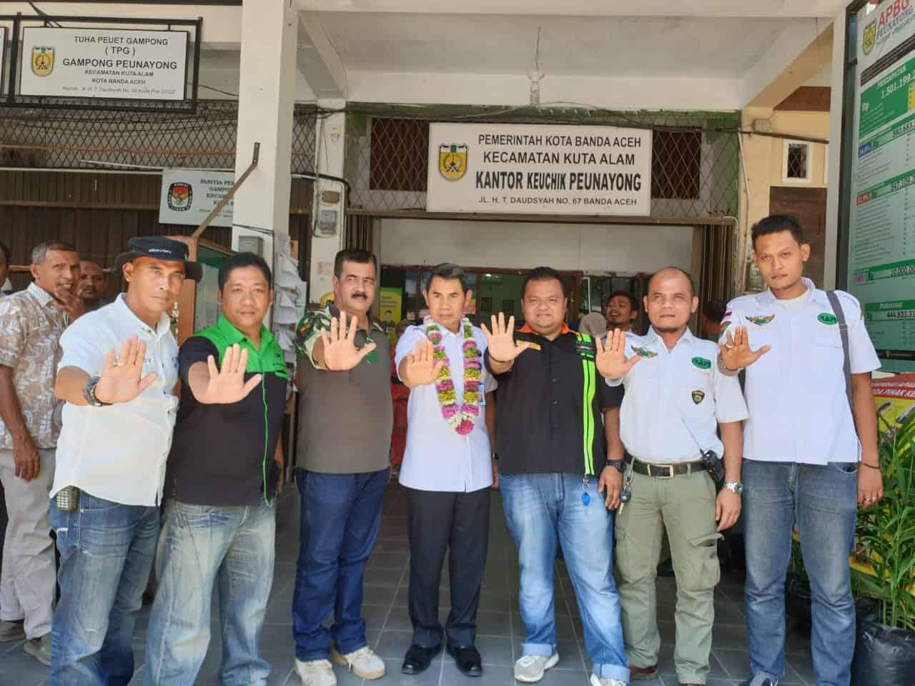 Pesan Settama BNN; Gampong Peunayong jadi role model Desa Bersinar di Indonesia