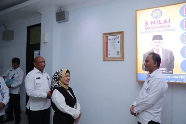 Datangkan Pejabat Kementerian PAN RB Langkah Serius Reformasi Birokrasi dalam Tubuh Institusi