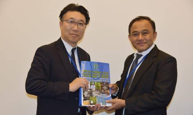 BNN dan Japan Drugs Control Board Perkuat Kerja Sama di Forum CND