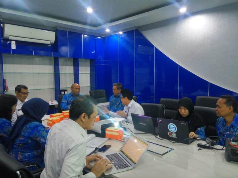 Rapat Penilaian Reformasi Birokrasi BNN