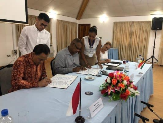 Republik Seychelles bekerjasama dengan BNN untuk Rehabilitasi narkoba.*