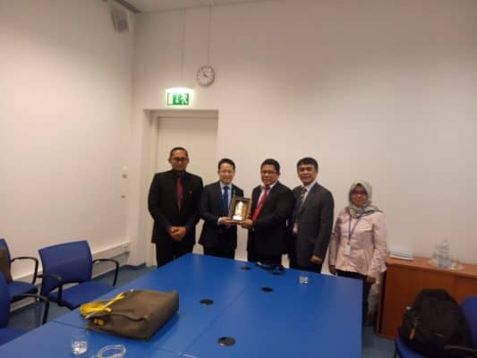 BNN Gelar Bilateral Meeting, Di Forum CND-62, Wina Austria