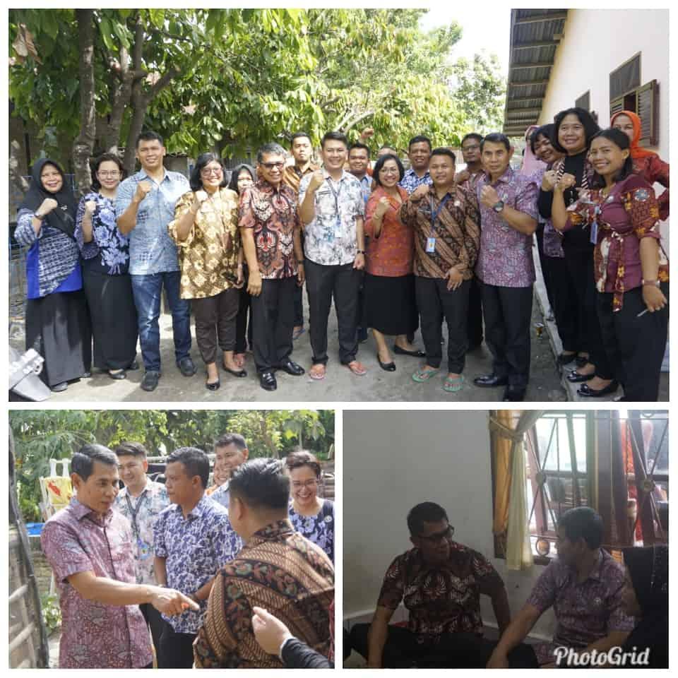Sestama BNN RI kunjungi Rumah Damping BNNP SUMUT di Pantai Labu,Deli Serdang