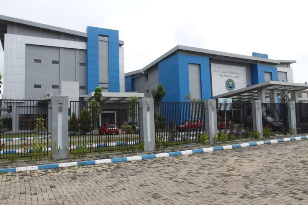 Ada SHIELD di Loka Rehabilitasi BNN Batam