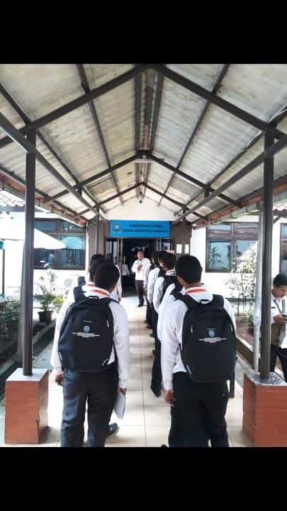 Pembekalan CPNS BNN TA. 2019 ke Inspektorat Utama BNN