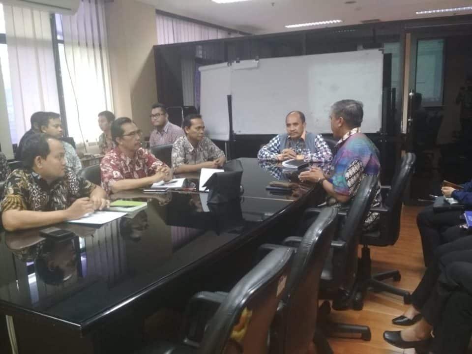 Rapat Koordinasi Penyusunan Pedoman Pembangunan Zona Integritas