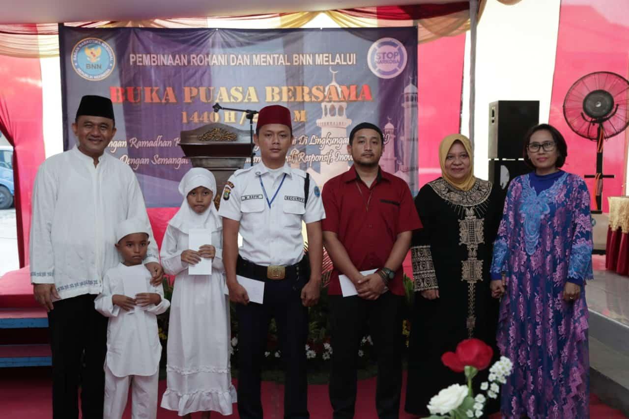 Keluarga Besar BNN Jalin Silaturahmi Melalui Buka Puasa Bersama
