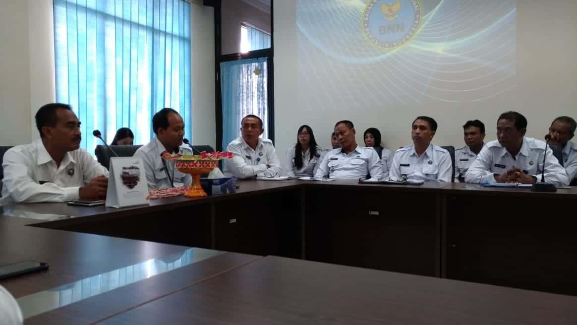 Pelaksanaan Audit di BNNP Bali