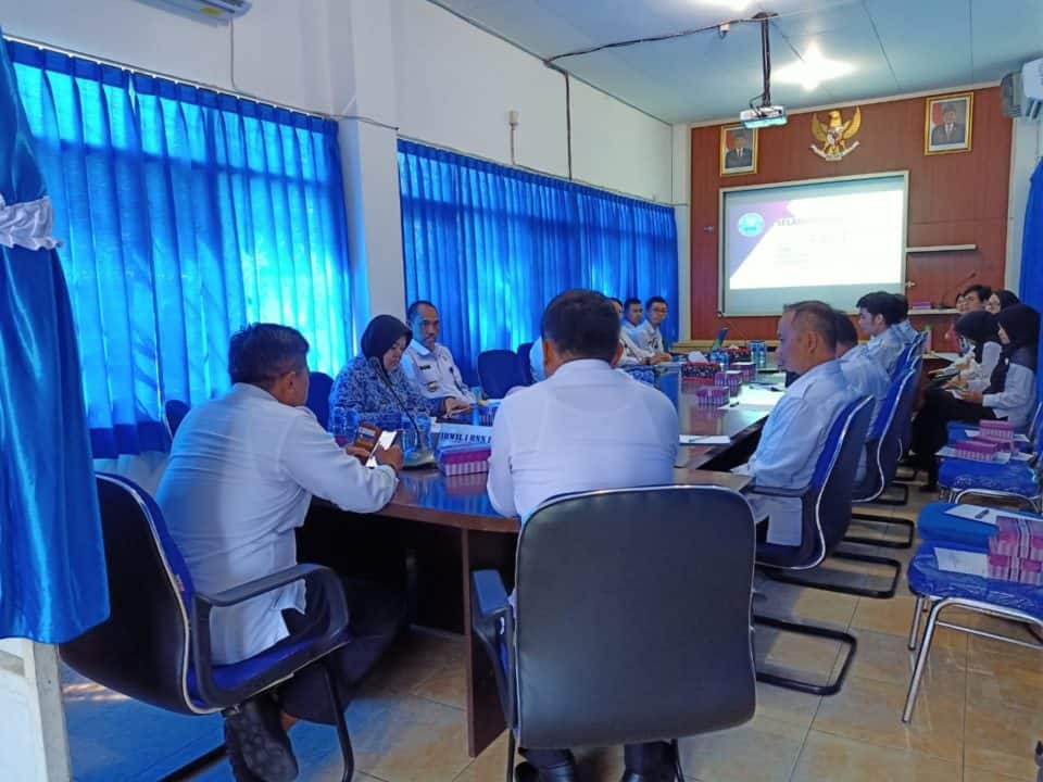 Sosialisasi Pembinaan Pengawasan TA. 2019 di BNN Provinsi Kalimantan Utara