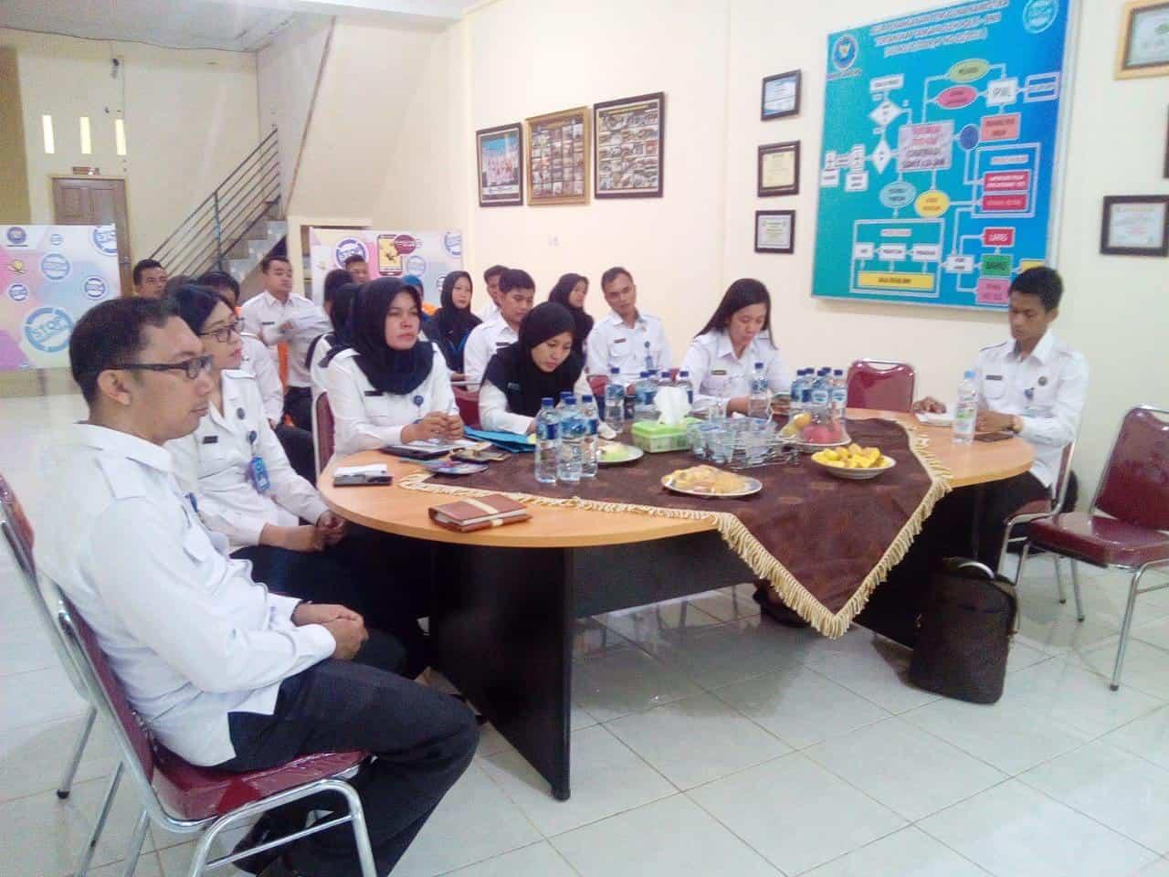 Audit TA 2018 di BNNK Kuantan Singingi