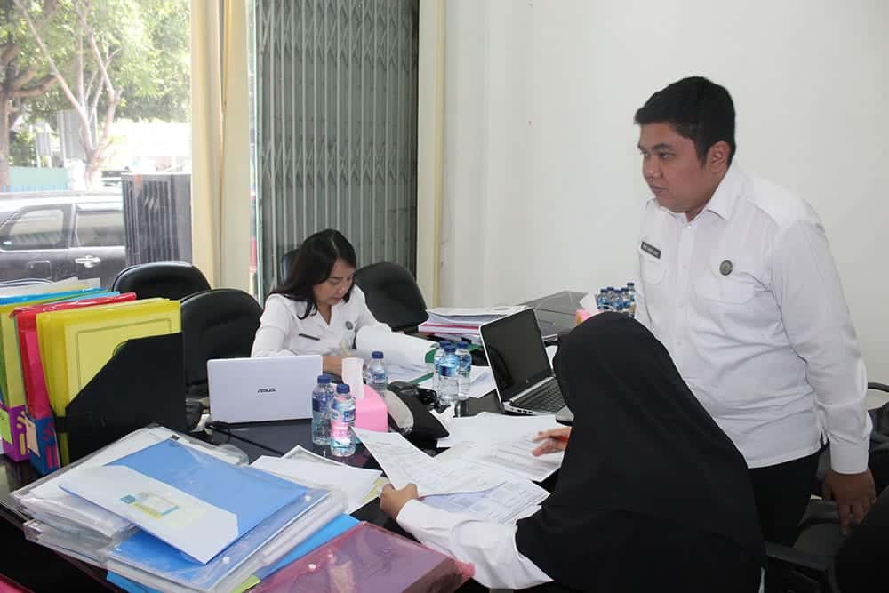 Audit TA 2018 di BNN Kota Tegal