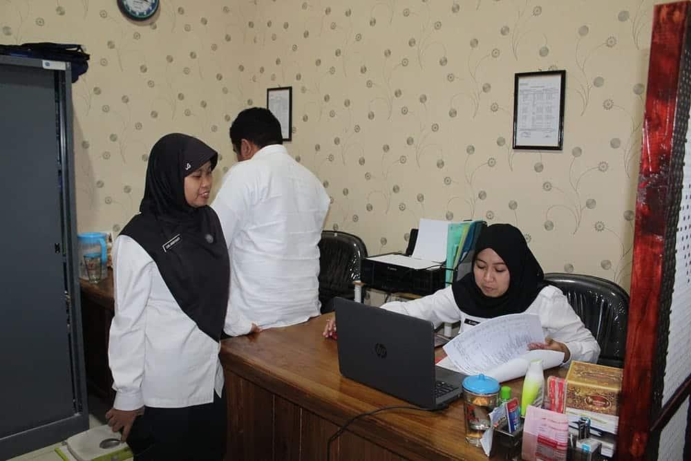 Audit TA 2018 di BNN Kota Tegal