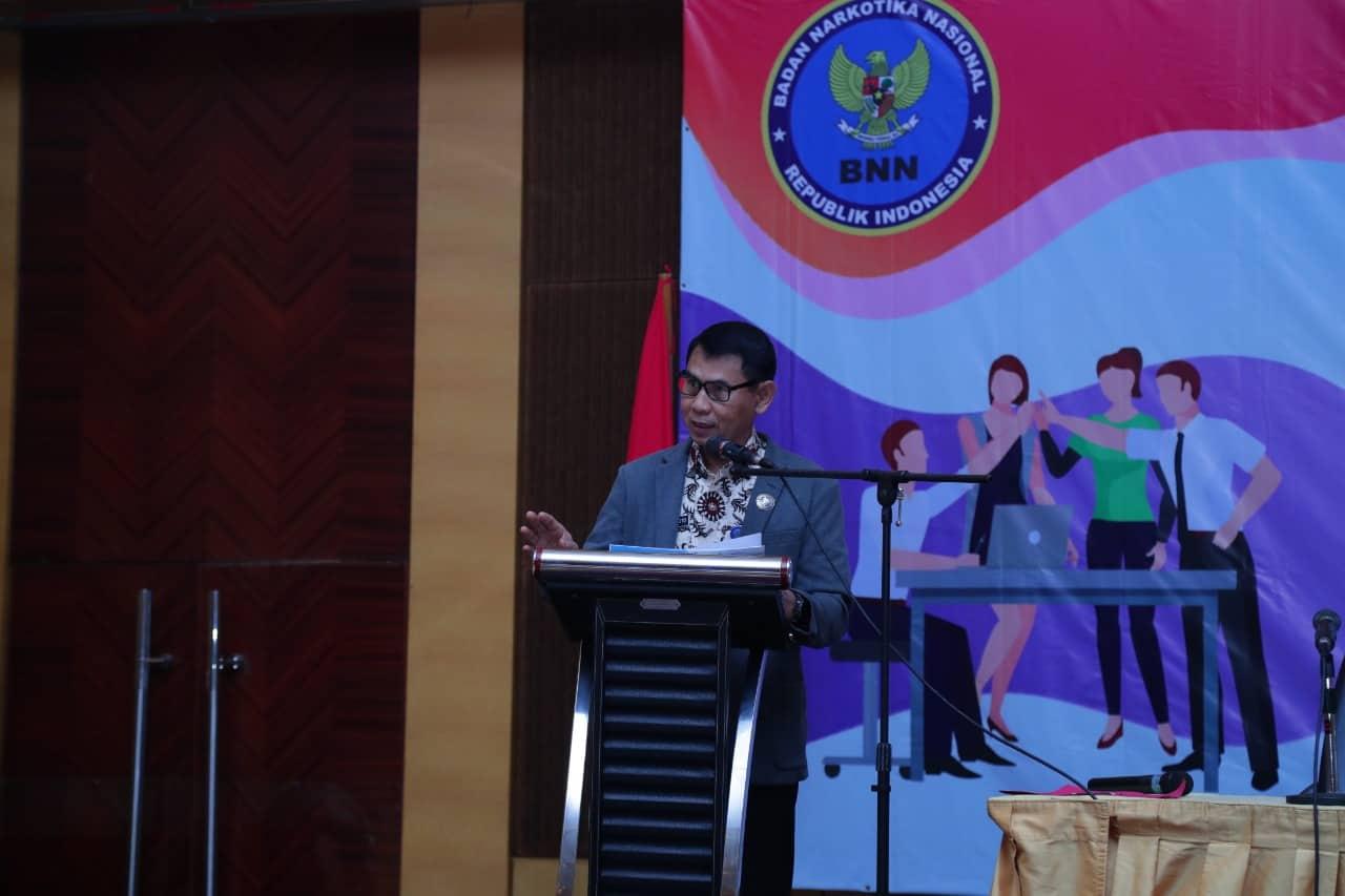 Sekretaris Utama Tutup Musren BNN 2019