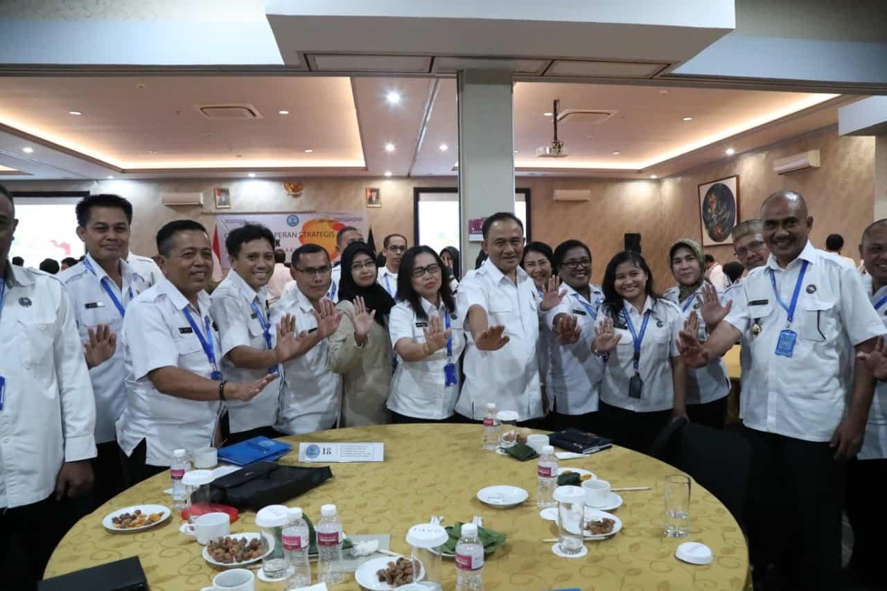Bekerja Dengan Hati Kunci Sukses Pencegahan Penyalahgunaan Narkoba
