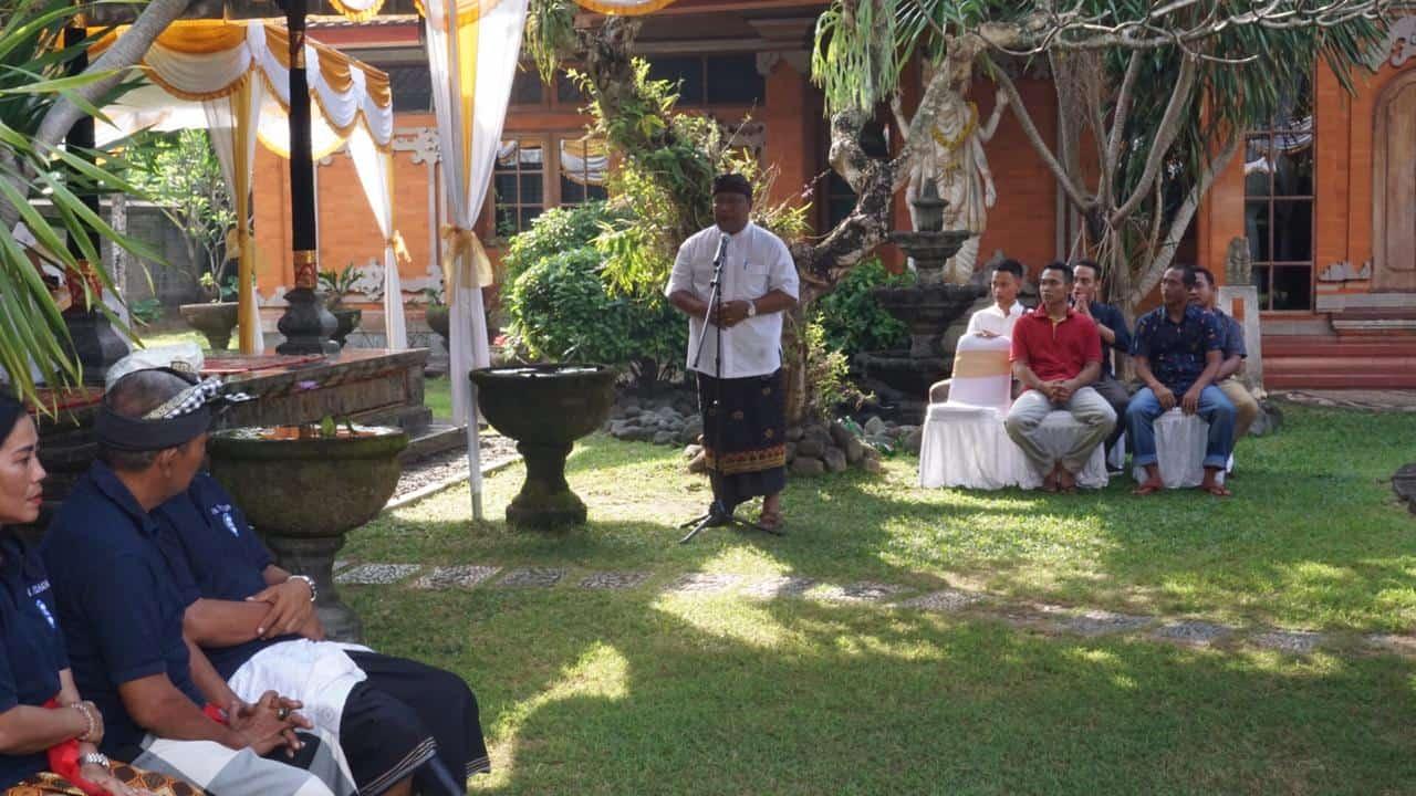 Pencanangan Layanan Rehabilitasi berbasis Masyarakat (RBM) dan Agent Pemulihan Dalam Rangka Mewujudkan Desa Bersinar