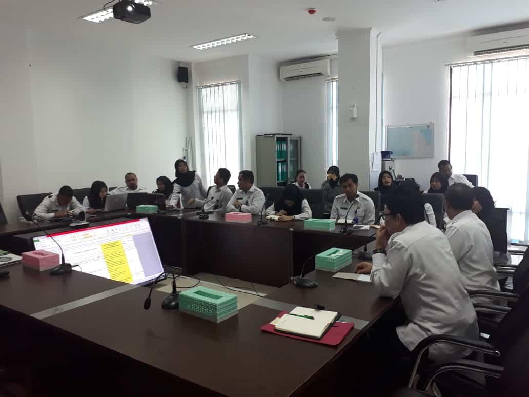 Pembangunan Zona Integritas BNN di BNNP Kepulauan Riau