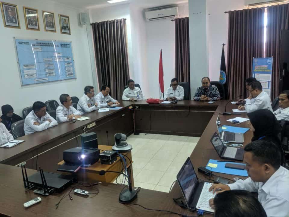 Pembangunan Zona Integritas di BNNP Sulawesi Selatan