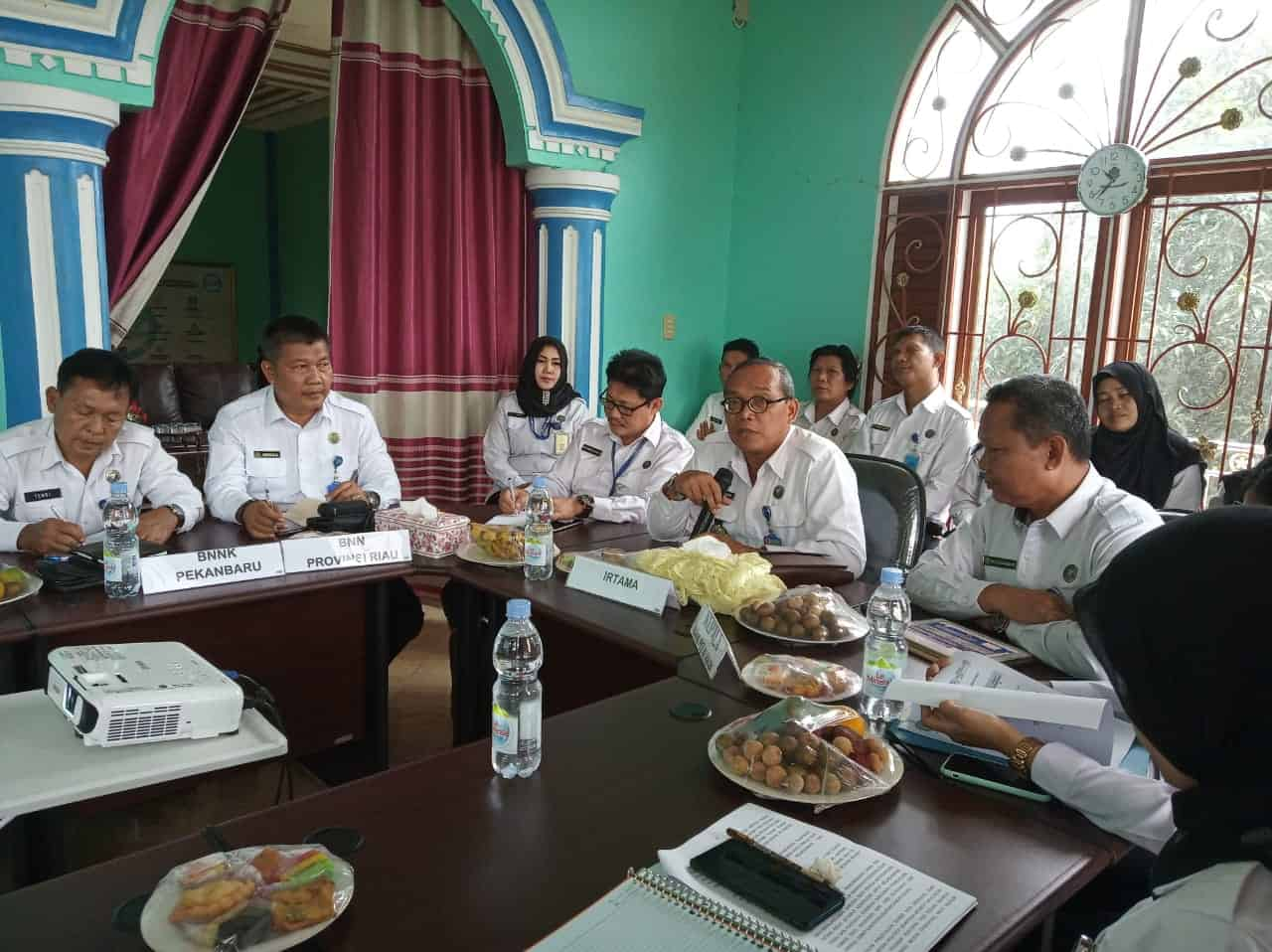 Taklimat Awal Audit Ittama di Wilayah Provinsi Riau
