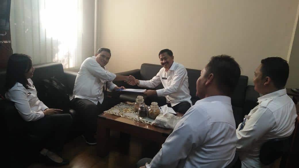 Verifikasi Serah Terima Jabatan Kepala BNN Kota Surabaya
