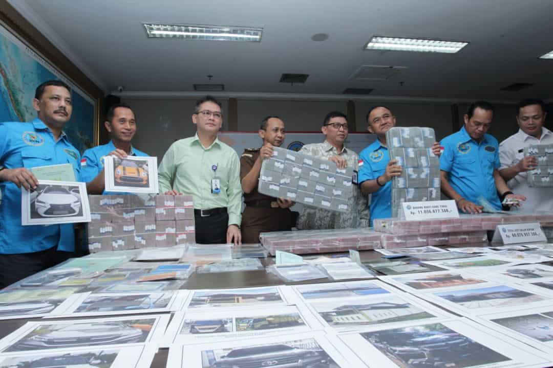 BNN Ungkap 60 Miliar TPPU dari Kasus Tindak Pidana Narkotika
