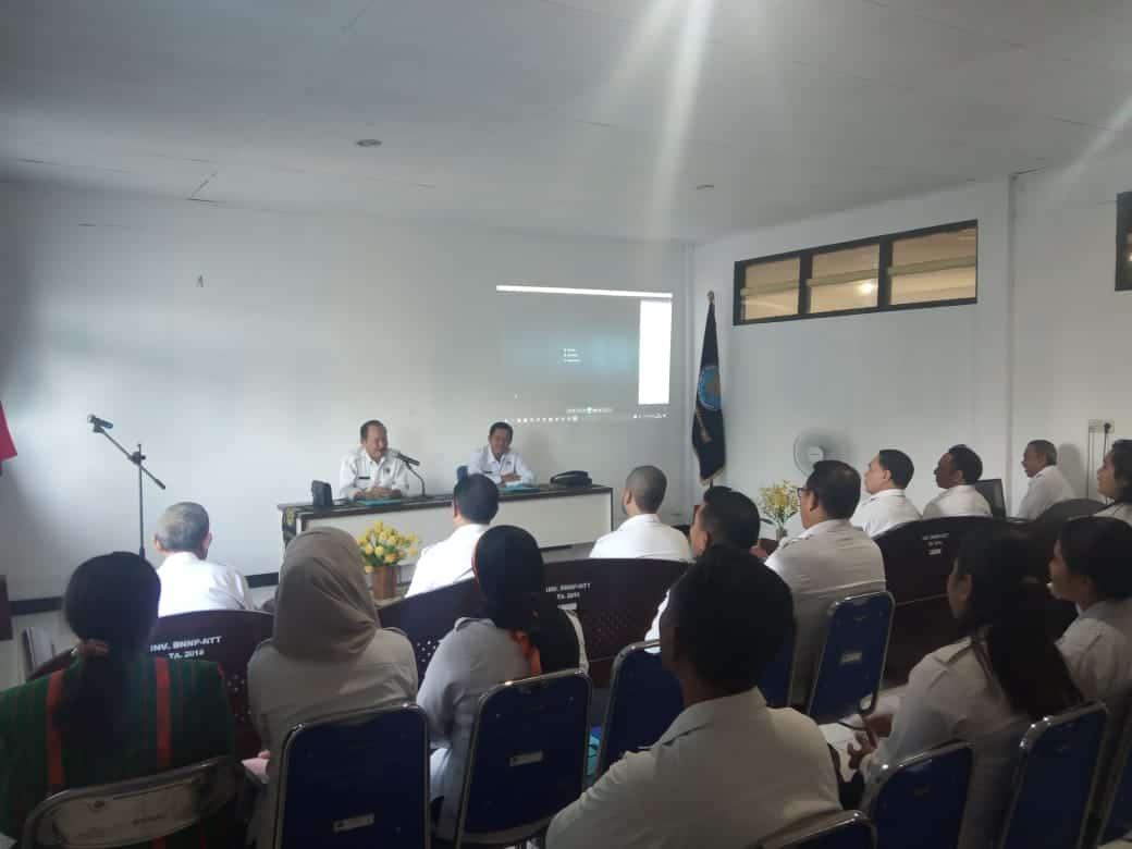 Pembukaan Audit di Wilayah Provinsi Nusa Tenggara Timur
