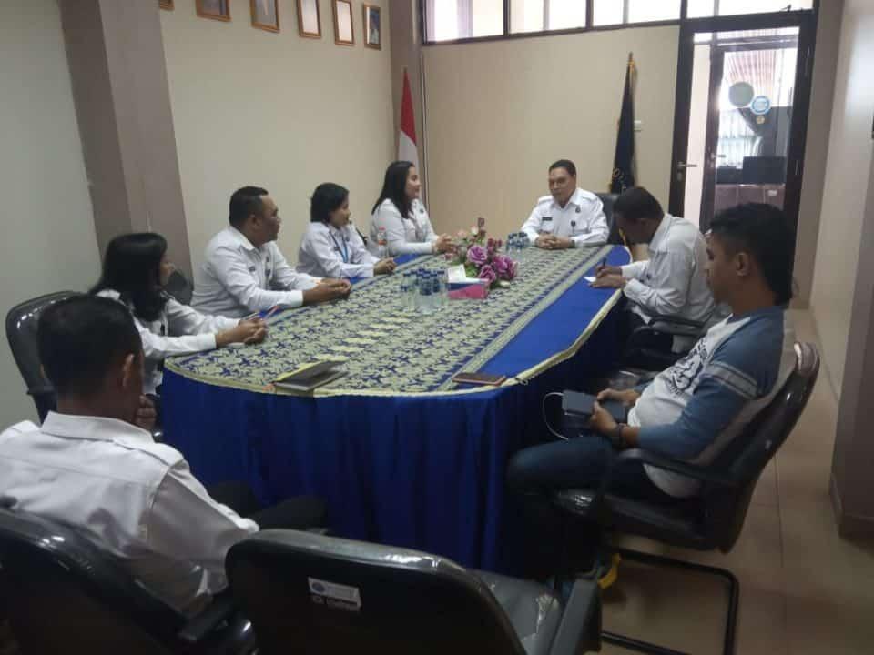 Pembukaan Audit di BNN Kota Kupang