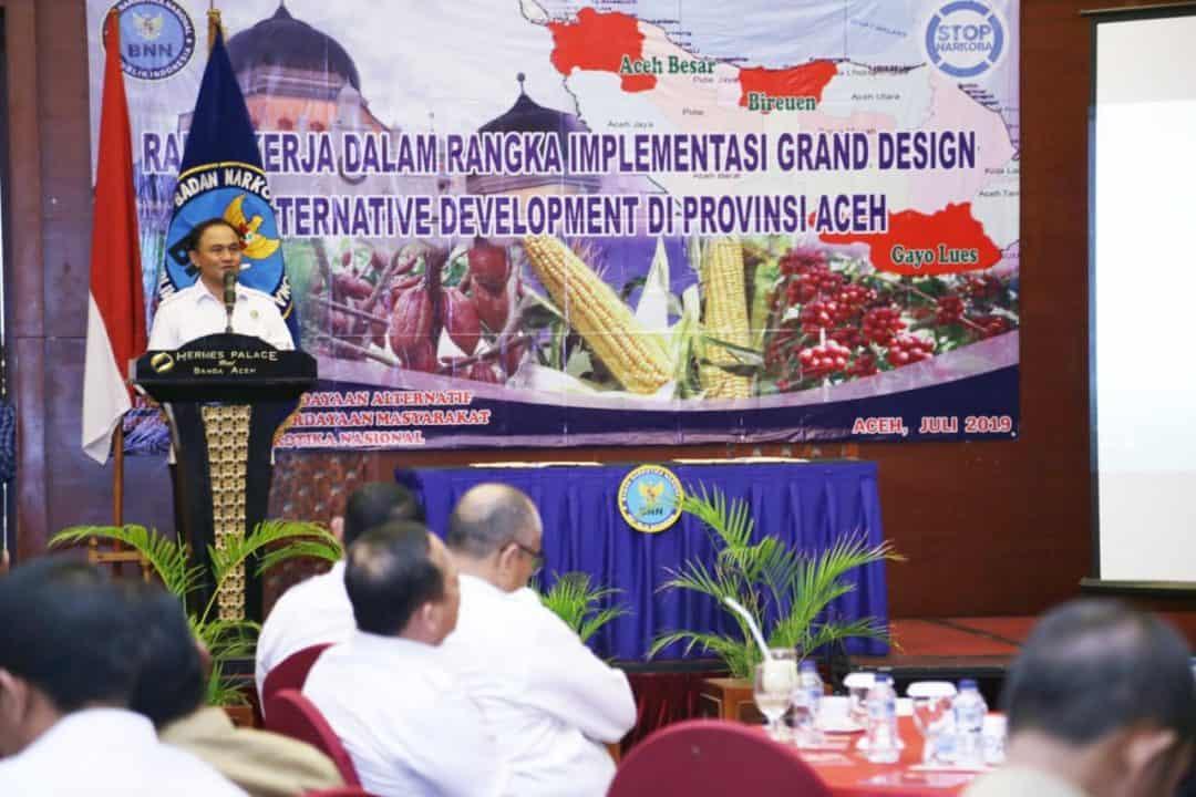 BNN Gandeng PT. Japfa Comfeed Indonesia Sukseskan Alternatif Development