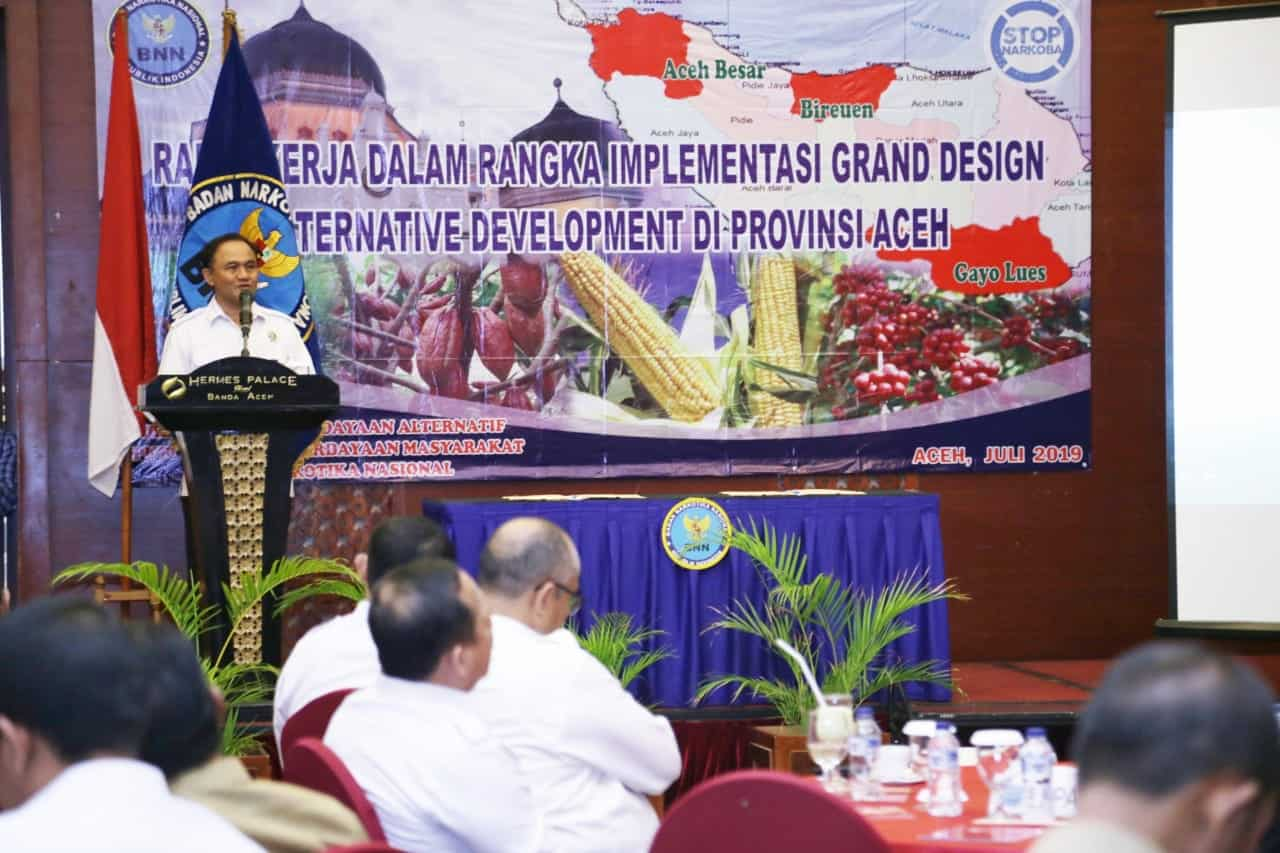 BNN Gandeng PT. Japfa Comfeed Indonesia Sukseskan Alternatif Development