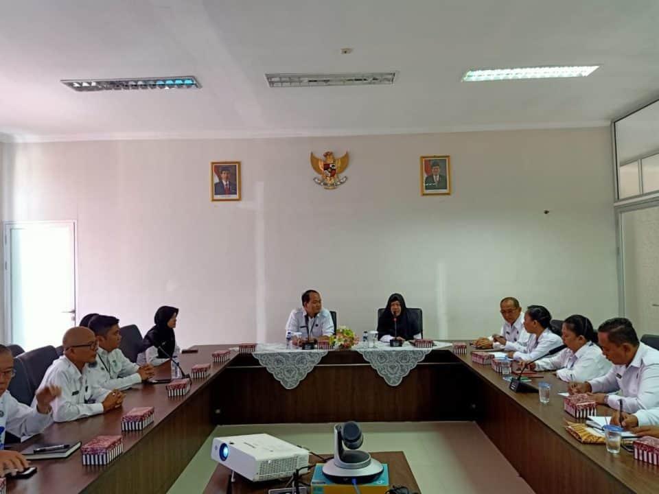 Pembukaan Audit TA 2018 di BNNP Kalimantan Tengah