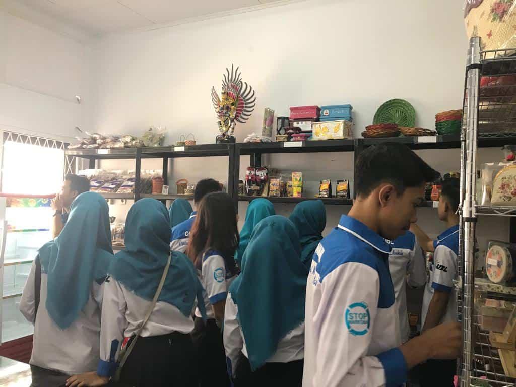 BNN Terima Audiensi Organisasi Mahasiswa Anti Narkoba Universitas Bandar Lampung (OMAN UBL)