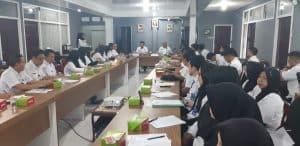 Sosialisasi Pembinaan Pengawasan TA. 2019 di BNN Provinsi Bengkulu