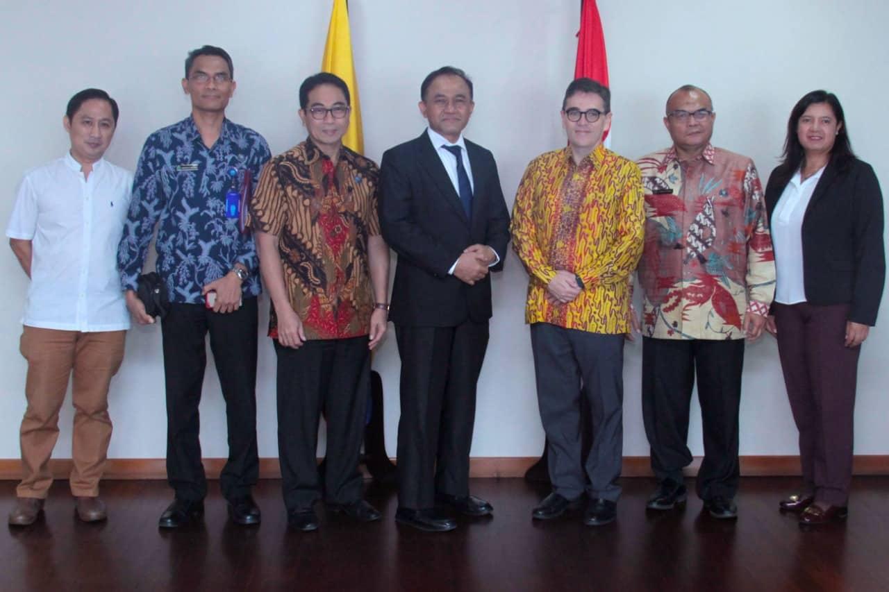 Indonesia-Kolombia Tingkatkan Kerja Sama Berantas Narkoba