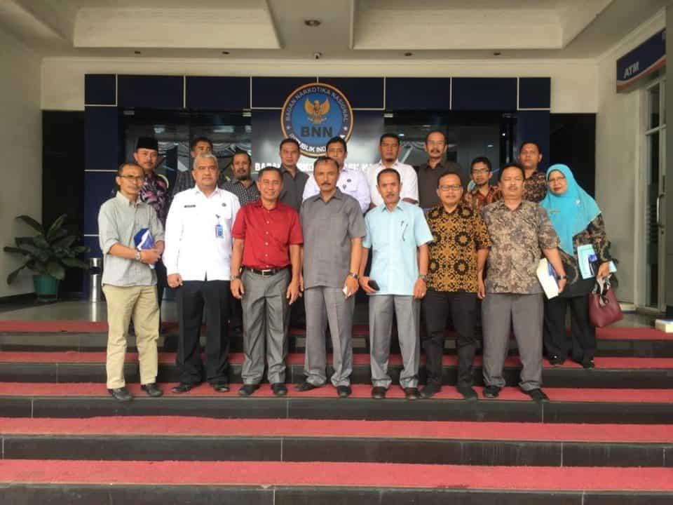 Kunjungan Pansus Raperda P4GN DPRD Kabupaten Agam