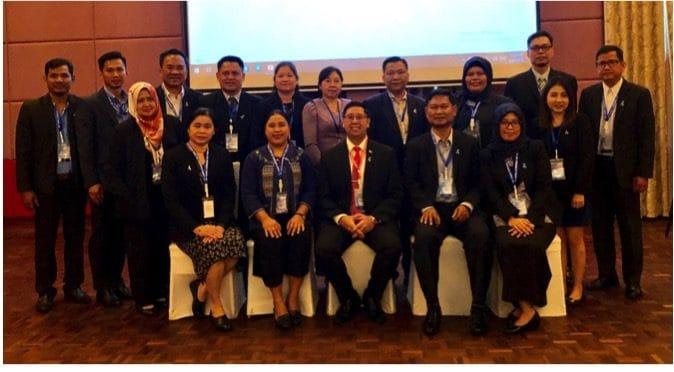 Deputi Pencegahan BNN Ambil Peran Dalam Preventive Education Working Group ASOD ke – 40