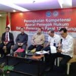 Direktorat Hukum BNN Jalin Sinergitas Antar Lembaga Terkait Upaya Rehabilitasi Di Lampung