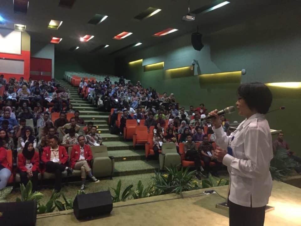 Universitas Mercu Buana Bekali Mahasiswa Baru Dengan Materi P4gn