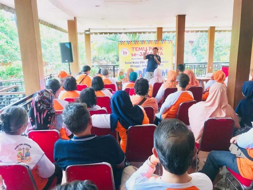 Kwarda DKI Jakarta Gelar Sosialisasi Bahaya Penyalahgunaan Narkoba