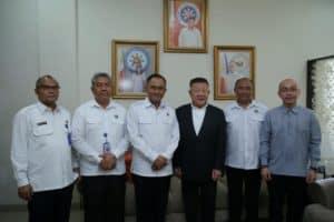 Temui Dubes Filipina, Kepala Bnn Pertajam Kerja Sama Penanggulangan Narkoba