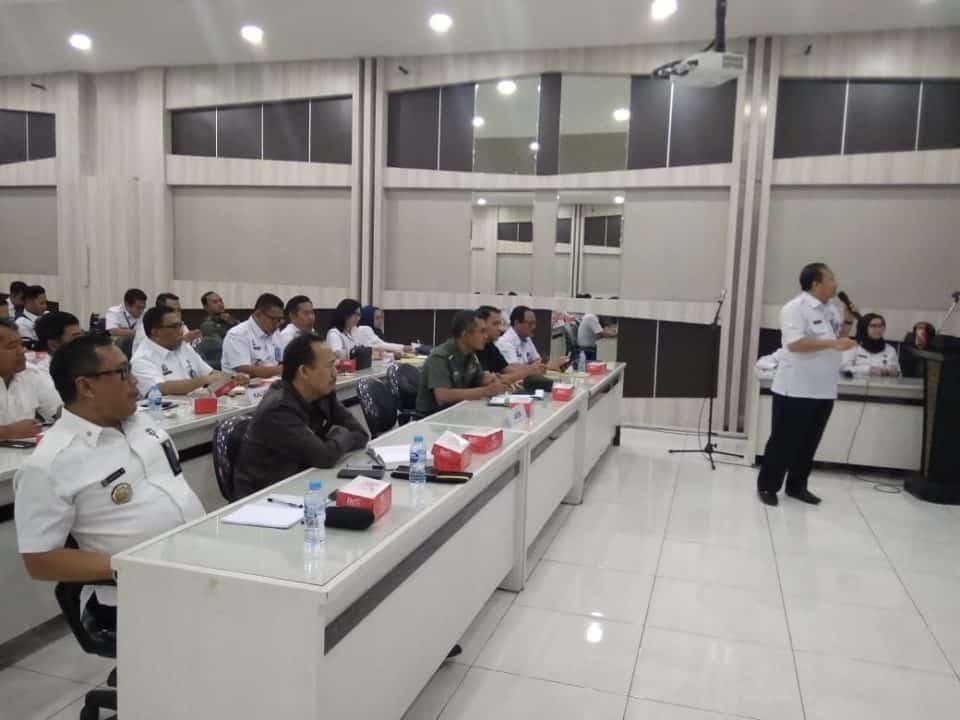 Rapat Koordinasi, Monitoring dan Pengendalian Pemerintah Daerah