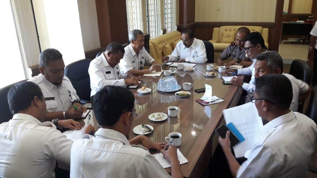 Direktorat Pemberdayaan Alternatif Melakukan Kunjungan Kerja Ke Aceh Desar