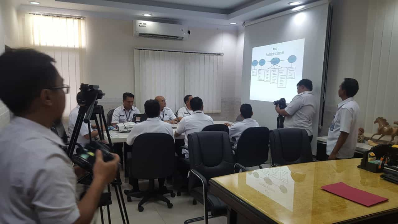 Pembuatan Company Profile Zona Integritas Ittama BNN