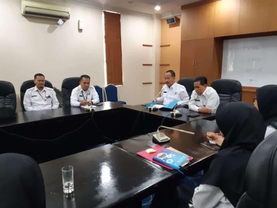 Taklimat Awal Audit Ittama TA 2018 di Balai Besar Rehabilitasi, Lido